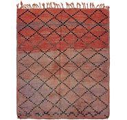 Link to 178cm x 208cm Moroccan Square Rug