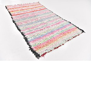 Unique Loom 4' 6 x 8' Moroccan Rug