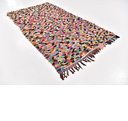 Link to 147cm x 270cm Moroccan Rug