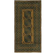 Link to 102cm x 198cm Afghan Akhche Runner Rug
