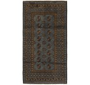 Link to 100cm x 190cm Afghan Akhche Runner Rug