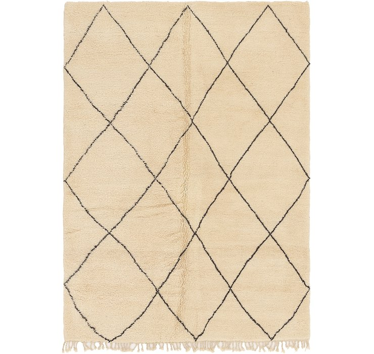 HandKnotted 7' x 10' Moroccan Rug