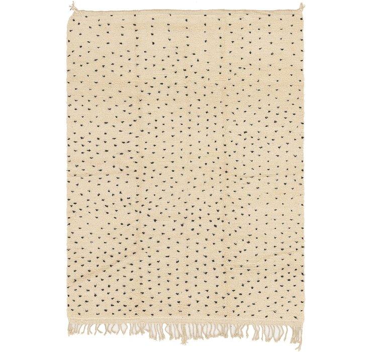6' 10 x 9' 6 Moroccan Rug
