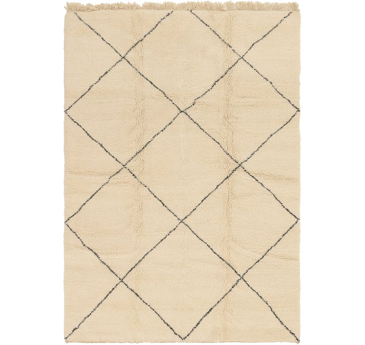 HandKnotted 7' x 10' 2 Moroccan Rug