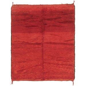 Unique Loom 4' x 5' 3 Moroccan Rug