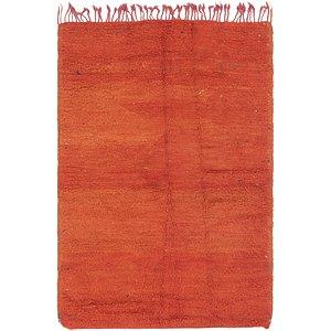 Unique Loom 3' 9 x 5' 9 Moroccan Rug