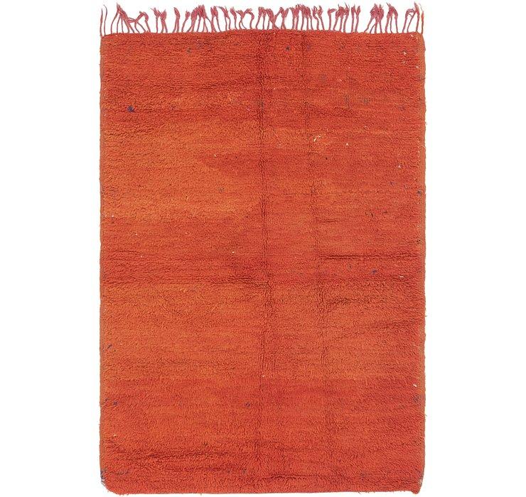 3' 9 x 5' 9 Moroccan Rug
