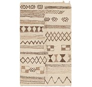 Link to 3' 5 x 5' 6 Moroccan Rug