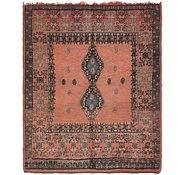 Link to Unique Loom 5' x 6' Moroccan Rug