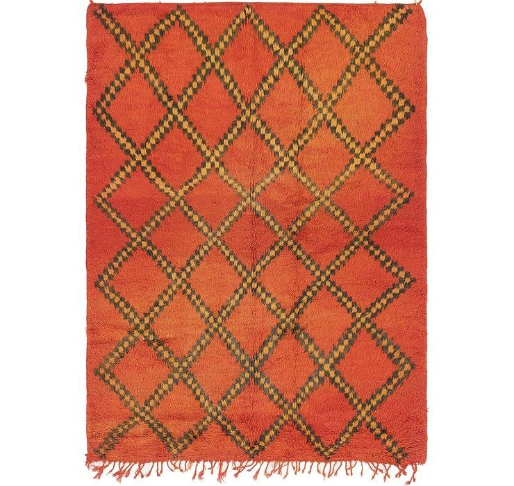 4' 7 x 6' 5 Moroccan Rug