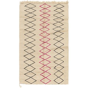 147cm x 257cm Moroccan Rug