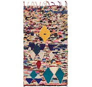 Link to 3' 10 x 7' 4 Moroccan Runner Rug