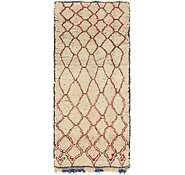 Link to 3' 5 x 7' 6 Moroccan Runner Rug