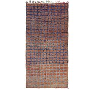 Link to 132cm x 267cm Moroccan Runner Rug