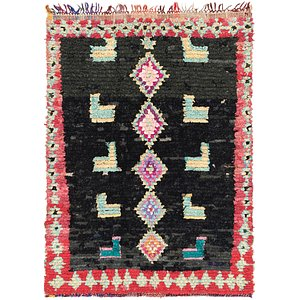 Link to 4' 5 x 6' Moroccan Rug item page