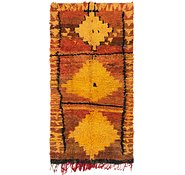 Link to 3' 4 x 6' 10 Moroccan Runner Rug