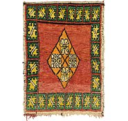 Link to 4' 3 x 8' Moroccan Runner Rug