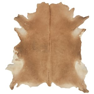 Link to 6' 7 x 6' 9 Cowhide Square Rug item page