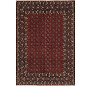 Link to 6' 8 x 9' 6 Afghan Akhche Rug