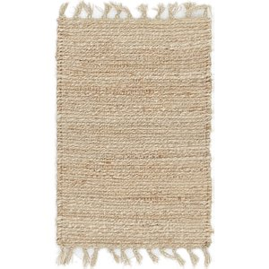 Unique Loom 1' 5 x 2' 2 Metallic Jute Rug