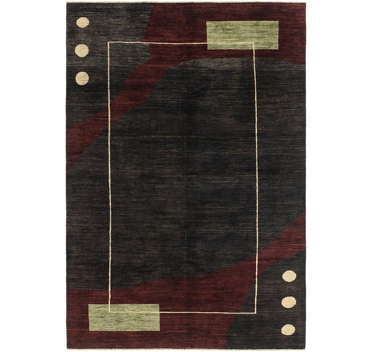 6' x 8' 10 Modern Ziegler Rug