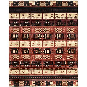 Unique Loom 8' 9 x 10' 10 Ariana Ziegler Rug