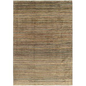 Unique Loom 6' x 8' 9 Modern Ziegler Rug