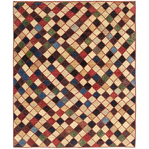 Unique Loom 8' x 9' 7 Modern Ziegler Rug