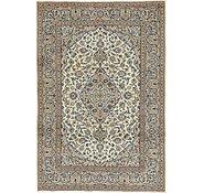 Link to 200cm x 300cm Kashan Persian Rug