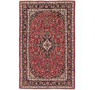 Link to 5' 2 x 8' Kashan Persian Rug