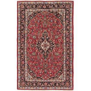 5' 2 x 8' Kashan Persian Rug
