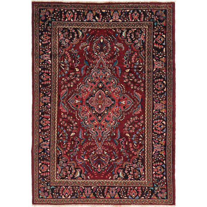 7' x 10' 3 Borchelu Persian Rug