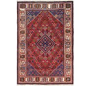Link to 6' 10 x 10' Maymeh Persian Rug