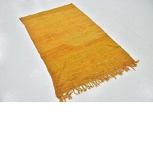 Unique Loom 4' x 6' 5 Moroccan Rug