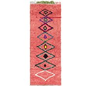 Link to 3' x 8' Moroccan Runner Rug