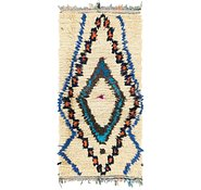 Link to 90cm x 188cm Moroccan Runner Rug