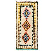 Link to 3' 2 x 7' Moroccan Runner Rug