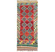 Link to 3' 5 x 8' Moroccan Runner Rug