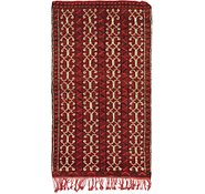 Link to 100cm x 178cm Moroccan Runner Rug