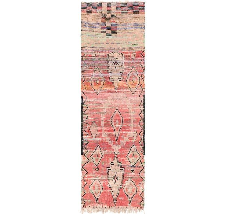3' x 9' Moroccan Runner Rug