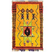 Link to 4' 7 x 7' Moroccan Rug