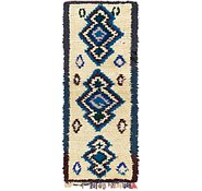Link to 2' 7 x 6' 5 Moroccan Runner Rug