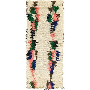 Link to 2' 9 x 6' 6 Moroccan Runner Rug item page