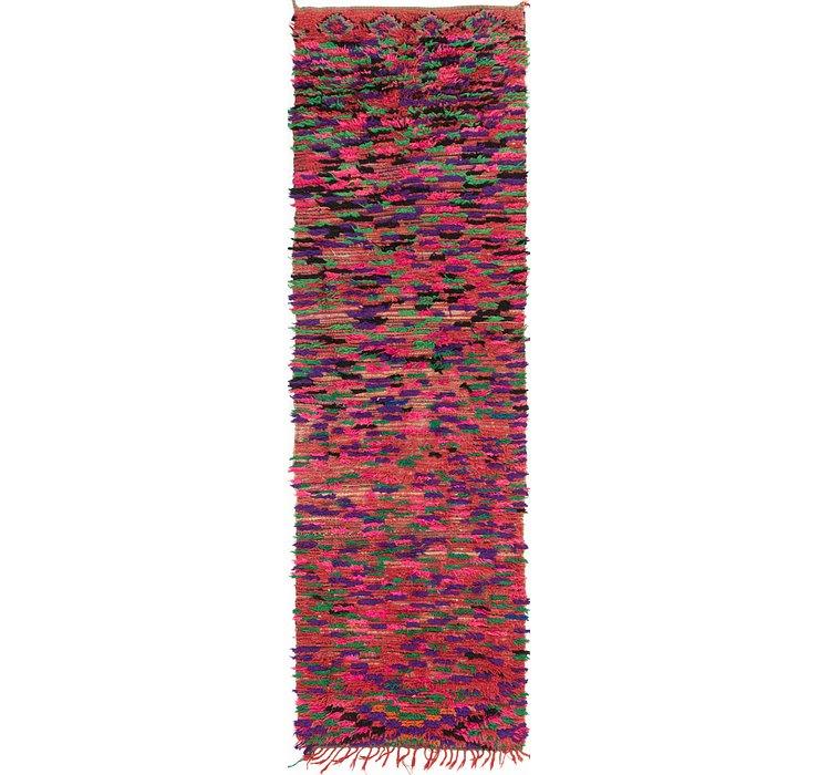 3' x 10' 10 Moroccan Runner Rug