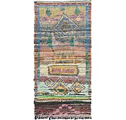 Link to 137cm x 267cm Moroccan Rug