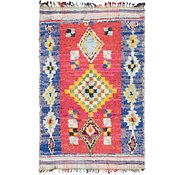 Link to 152cm x 235cm Moroccan Rug