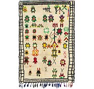 Link to 122cm x 193cm Moroccan Rug