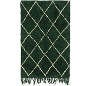 Link to 4' 10 x 7' 8 Moroccan Rug