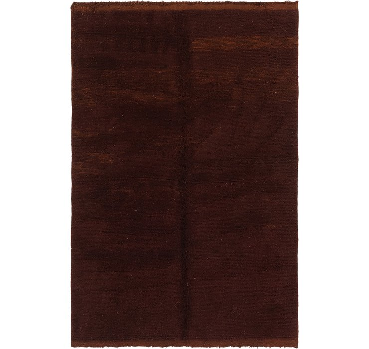 5' x 7' 7 Moroccan Rug