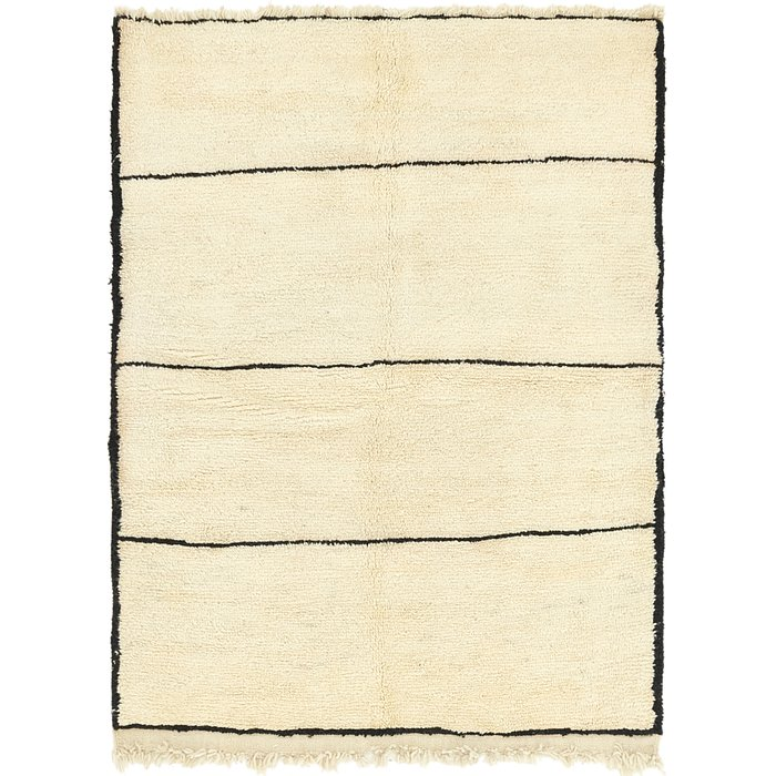 4' 3 x 5' 8 Moroccan Rug
